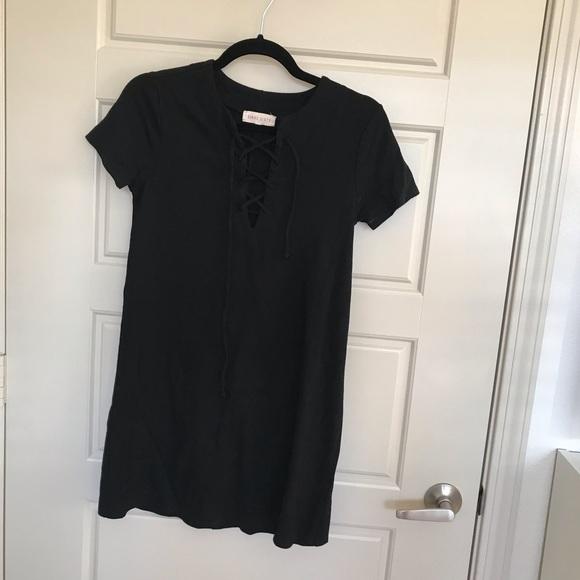 Anthropologie Dresses & Skirts - Black mini dress